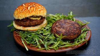 Универсальные котлеты – для бургера и пюрешки! Рецепт очень вкусных и сочных котлет!