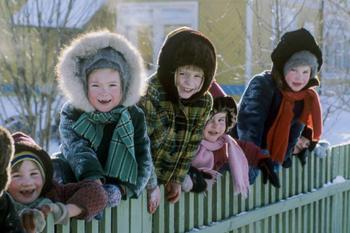 7 самых нелюбимых вещей из зимнего гардероба детей советской и постсоветской эпохи