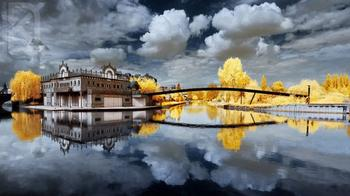 19 зеркальных пейзажей, совместный проект природы и фотографов