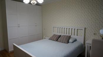 Спальня: современный прованс