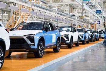 Автомобили китайского бренда NIO: обзор
