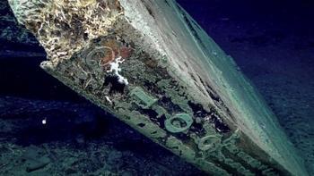 ТОП-8: Жуткие тайны, связанные с океаном