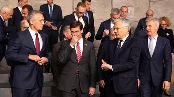 Разговорчики в строю НАТО на грани нервного срыва