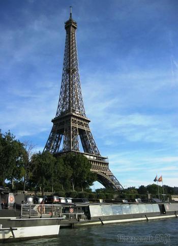 Эйфелеву башню построили не эльфы