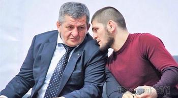«Этот бой — муляж»: отец Хабиба не верит Макгрегору