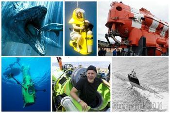 Невообразимо крутые факты об океанических погружениях, которые вы могли не знать