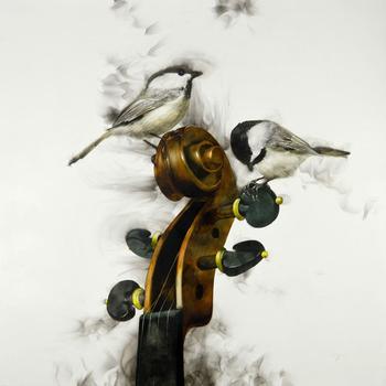 Дымчатые картины Стивена Спазука