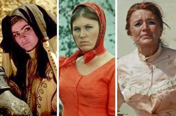 Как сложились судьбы актрис из «Белого солнца пустыни»