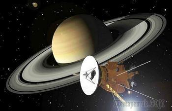 Интересные факты о кольцах Сатурна