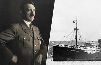 Для чего Гитлер организовал секретную антарктическую экспедицию: Новая Швабия