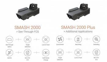 Умные прицелы SMASH 2000 (Израиль)