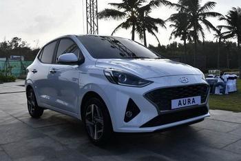 Hyundai Aura 2020 — самый компактный седан по доступной цене