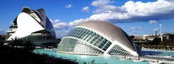 От Португалии до Болгарии. Чудо Валенсии - город искусств и наук