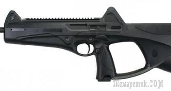 Пневматическая полуавтоматическая винтовка Umarex Beretta Storm CX4