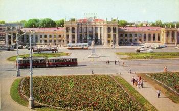 Воронеж 1970-х