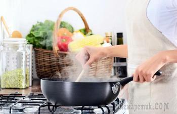 8 элементарных ошибок, которые все мы время от времени допускаем на кухне