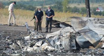 """В Нидерландах заявили об отсутствии """"Буков"""" в районе крушения MH17"""