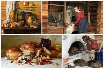 Почему на Руси женщинам не разрешалось готовить