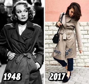 14 доказательств того, что мода движется по кругу
