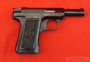 «Сэвидж», очень хороший пистолет 1907 года