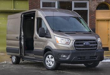 Ford Transit 2021: крайняя версия коммерческого автомобиля в комплектации «мини-фургон»
