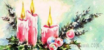 В Рождество