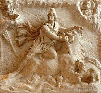 Мифология и Христианство