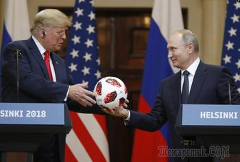 «Категорически отрицаем»: в США обвинили Россию в подкупе ФИФА