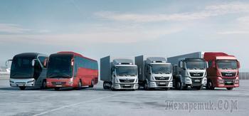 MAN Truck & Bus AG – укрепляя позиции в России