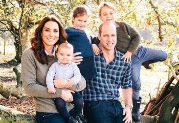 Принц Уильям и Кейт Миддлтон рассказали о трудностях воспитания детей