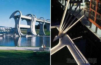 9 мостов-трансформеров, впечатляющих неординарным решением