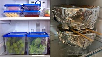 9 практичных советов по правильному хранению продуктов