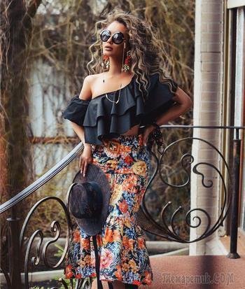 20 вариантов с чем носить юбку миди летом, чтобы подчеркнуть женственность