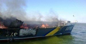 «Украина может лишиться выхода в Черное море»