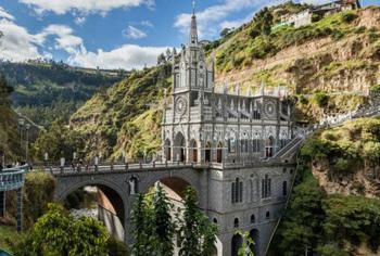 30 древних и современных архитектурных чудес, которые нужно увидеть