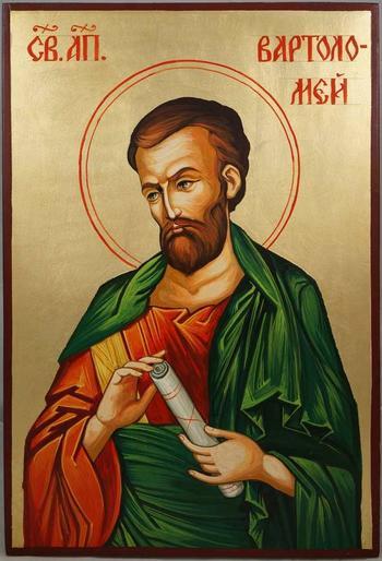 Святой Варфоломей: житие и страдания апостола