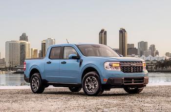 Новый Ford Maverick - просто лучший!