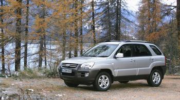 Kia Sportage ll с пробегом: металл без оцинковки и тормоза с сюрпризом