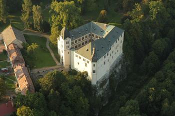 Чехия замок грубый рогозец