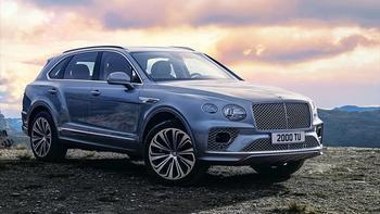 Bentley Bentayga 2021: цифровой авангард