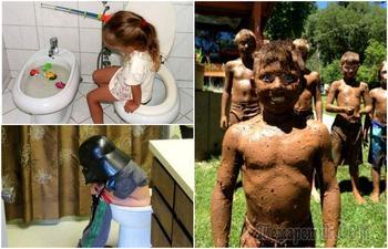 19 позитивных снимков, демонстрирующих все прелести родительства