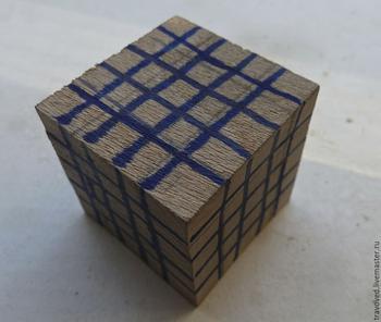 Изготовления оригинального деревянного кулона «Кольцо Борромео»