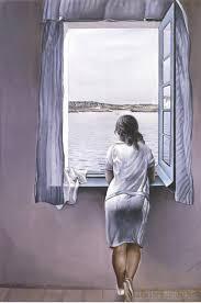 Я распахнула в мир окно (Стих)