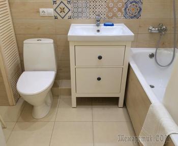 Ванная à la russe. Заюшкина избушка
