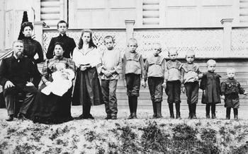Трагическая судьба семьи купца Попёнова