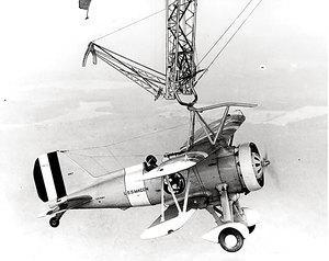 Летающие авианосцы: военные дирижабли прошлого