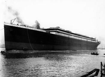 28 фотографий «Титаника», которые вы никогда не видели