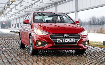 5 плюсов и один минус Hyundai Solaris