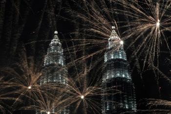 Как встречали Новый год по всему миру