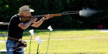 Спортивное ружье Ljutic Space Gun (США)